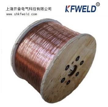 Copper Clad Steel Single Round Wire